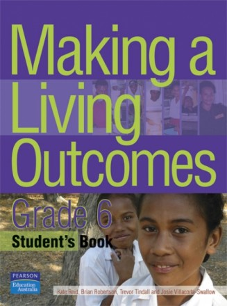 Making a Living Outcomes – Grade 6 Student's Book