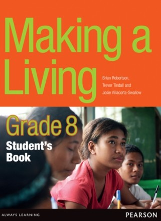 Making a Living Outcomes – Grade 8 Student's Book